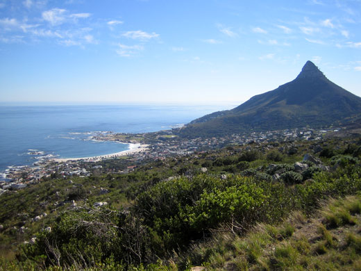 Camps Bay Hiking Trails