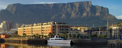Cape Grace on Cape Town's Waterfront